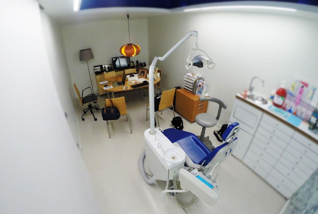 Institut Ortodoncia Barcelona Consulta privada